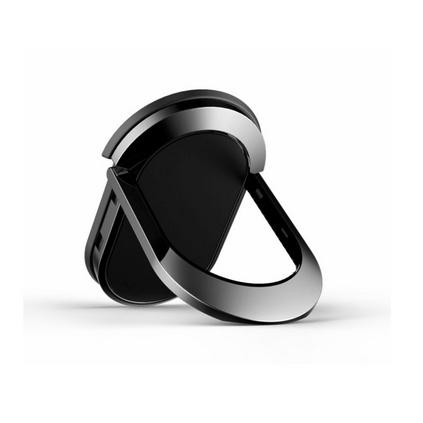 C-KU手機平板指環支架 指環背扣 可360度旋轉指環扣吸磁手機支架定制