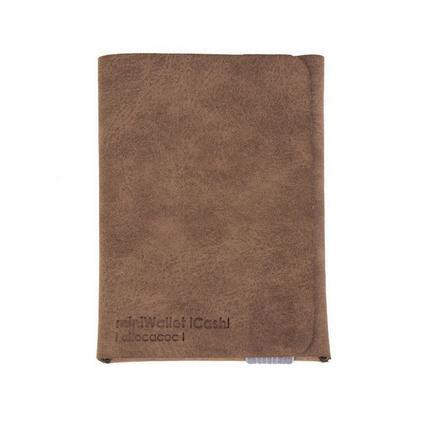 創意原創設計miniWallet多功能迷你錢包卡包簡約抽拉式超薄隨身卡包定制