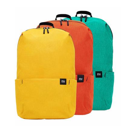 小米双肩包米家小背包男女通用运动包日常休闲双肩包学生书包定制