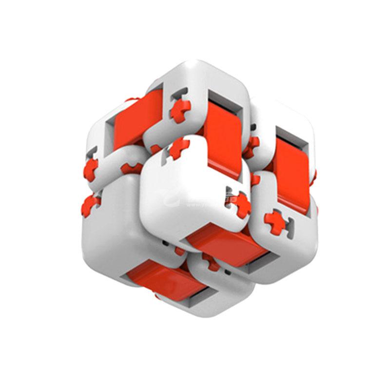 小米 米兔指尖积木 益智拼装玩具无限魔方办公室玩具定制