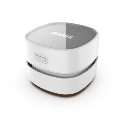 新款小型手持式扫地机机器人 新奇特创意礼品桌面吸尘器亚博体育app下载地址
