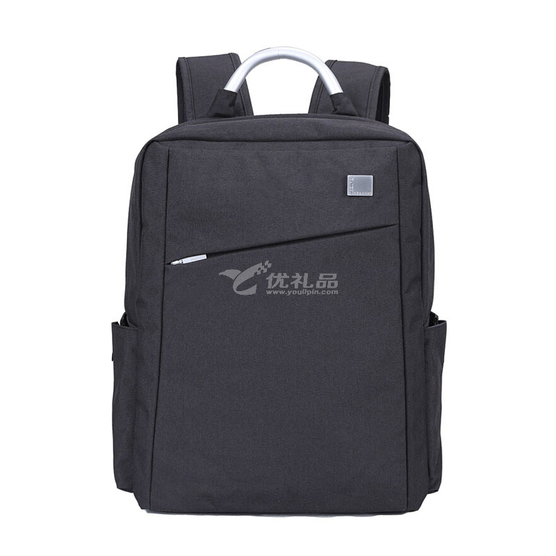 Mazurek邁瑞客雙肩包蘋果電腦包商務14寸筆記本背包多功能防水旅行包定制 標準版