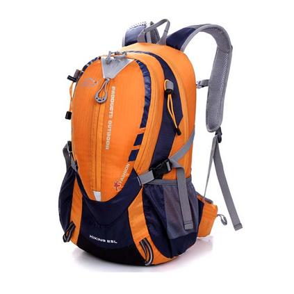 防水登山包旅行运动背包大容量25升徒步专业户外背包定制