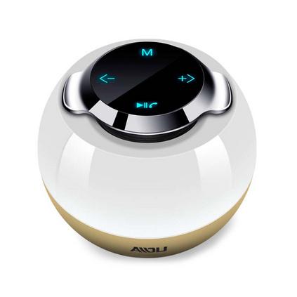 AIDU/愛度 A1藍牙音箱 無線手機通用迷你音響超重低音小鋼炮定制