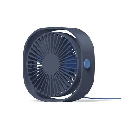 3life新款創意桌面迷你充電usb小電風扇定制logo