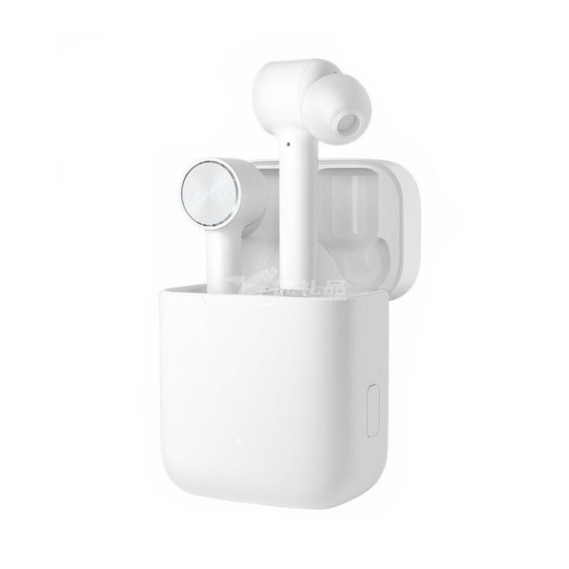 小米(MI)小米蓝牙耳机Air迷你运动无线双耳小米苹果通用手机平板入耳式耳机亚博体育app下载地址