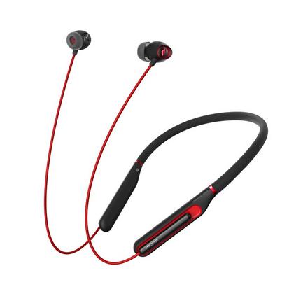 1MORE/萬魔E1020BT電競游戲無線藍牙耳機入耳式掛脖通用耳塞定制