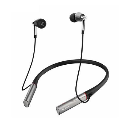 萬魔(1MORE)無線耳機入耳式蘋果安卓藍牙耳機三單元圈鐵通話降噪智能語音藍牙耳機定制 E1001BT