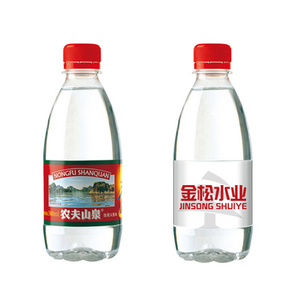 企业个性化品牌矿泉水定制 礼品广告矿泉水定制纯净水
