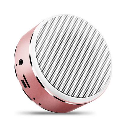 新款迷你藍牙音箱 便攜式插卡低音炮禮品定制logoA8藍牙無線音響定制