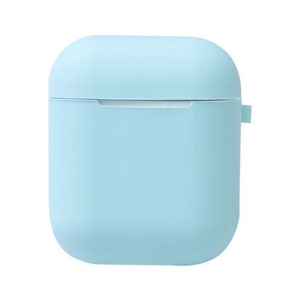 通用1/2 airpods耳機套 硅膠耳機保護套 蘋果耳機套airpods保護套定制
