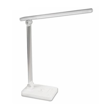 DP久量LED学习护眼台灯5段调光DP-1053苹果三星安卓无线充电器智能两用台灯定制