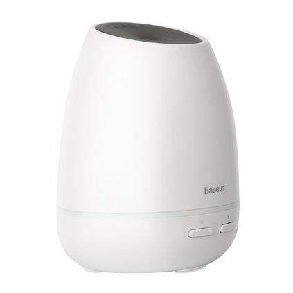 倍思家用静音卧室加湿器 办公室空调房桌面孕妇婴儿用小型迷你香薰机加湿器定制