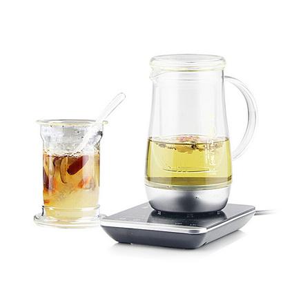 康路寶養生壺全自動加厚玻璃多功能電水壺花茶壺黑茶煮茶器蒸茶器 定制