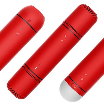 WOW!dea 奇點 MPLUS 模塊化多功能無線藍牙音箱 強光手電小夜燈移動電源音響定制