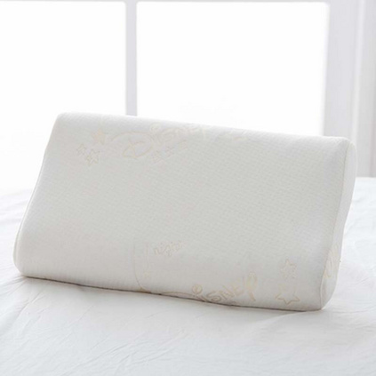 Disney迪士尼 泰國天然乳膠護頸枕 乳膠枕頭枕芯成人頸椎記憶枕定制