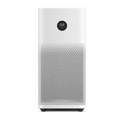 小米(MI)米家空氣凈化器2S 除霧霾 除甲醛 空氣質量屏幕顯示凈化器定制