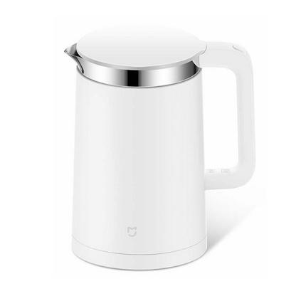 米家(MIJIA) 小米電水壺精確控溫 1.5L大容量 智能控制 不銹鋼電水壺 無縫一體內膽 極速沸騰恒溫電水壺定制