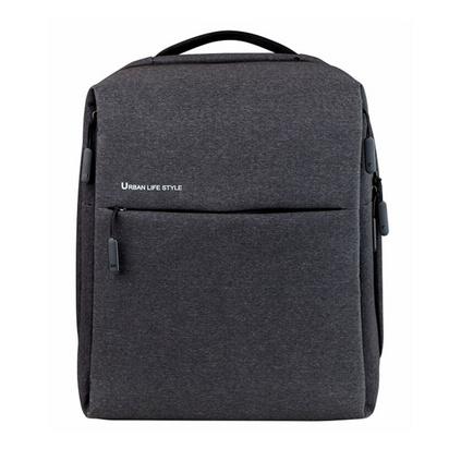 小米(MI)極簡都市雙肩包 休閑商務筆記本電腦包14英寸書包定制