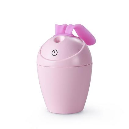 萌寵加濕器j可愛家用辦公室加濕器定制