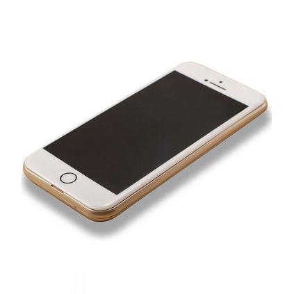iPhone6S蘋果12位數迷你便攜創意計算器卡通翻蓋計算機可定制禮品
