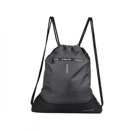 戶外雙肩束口袋雙肩包運動學生籃球大容量輕便旅行抽繩背包定制
