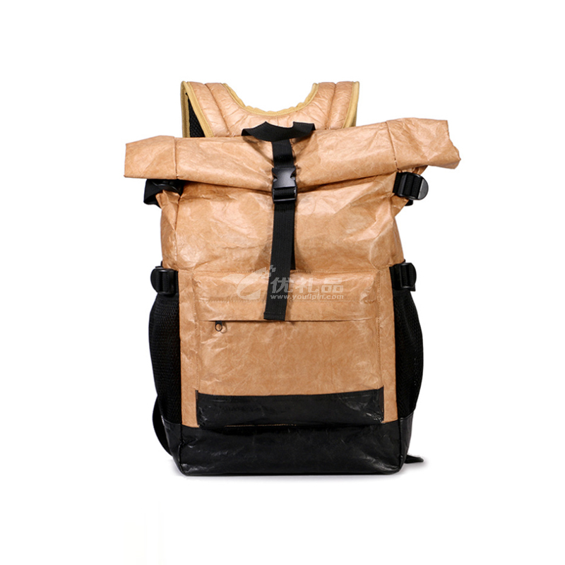 杜邦纸背包休闲旅行包男女大学生户外双肩书包定制