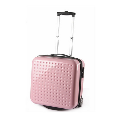 商務旅行箱行李箱兒童箱16寸ABS+PC登機箱定制
