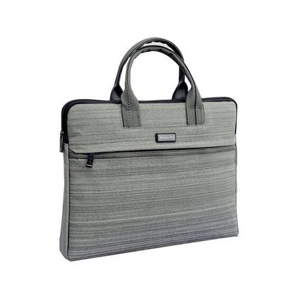 高檔手提商務文件袋拉鏈文件包男女辦公手提包公文會議資料包定制