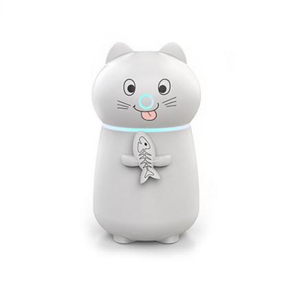 可愛動物寵物貓加濕器學生禮物宿舍臥室辦公室補水臉部加濕噴霧儀定制