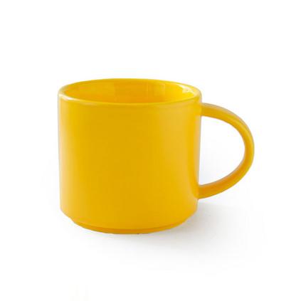 ins磨砂純色馬克杯陶瓷咖啡杯家用歐式北歐亞光簡約杯子現貨定制