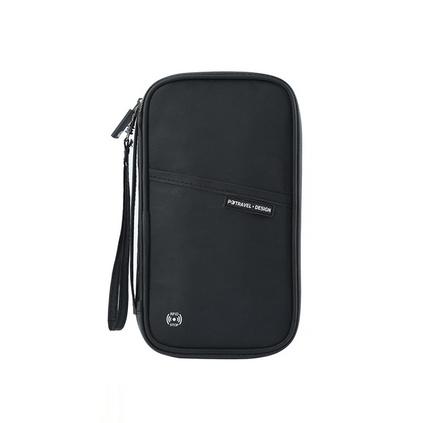 P.travel 新品上市杜邦紙TPU防水拉鏈 旅行收納證件袋 RFID護照包定制