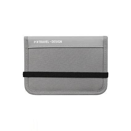 P.travel 新品熱賣 RFID證件收納錢包 旅行護照包 尼龍防水可斜背包定制