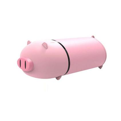 新款創意卡通迷你萌寵暖手寶5200毫安 移動電源暖手充電寶USB發熱禮品定制