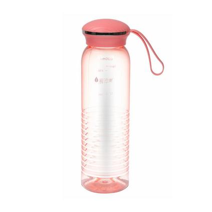 創意新款環保塑料水杯定做便攜防漏耐摔隨手杯定制