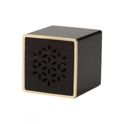 玲瓏紅木藍牙音響 低音無線臺式音響 中國風高檔木質禮品定制