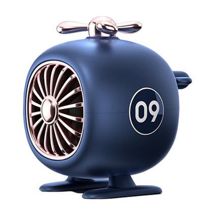 幾素迷你藍牙音箱創意便攜直升飛機音箱 車載桌面音箱定制