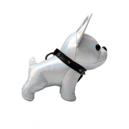 BIG BANDS斗牛犬便攜式充電寶移動電源迷你可愛卡通手機通用移動電源定制