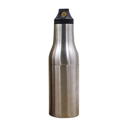 真空12oz雙節杯雙層304不銹鋼保溫保冷杯戶外運動水杯定制
