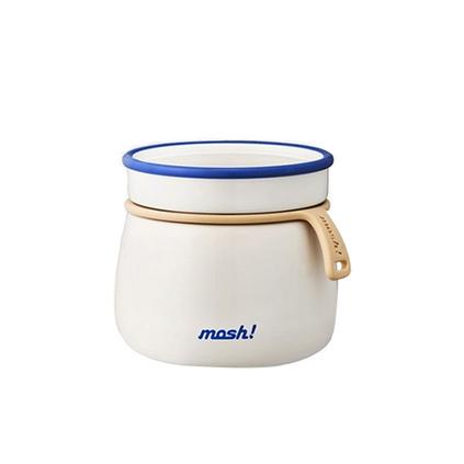 mosh!330ML高真空拿铁焖烧罐保温保冷杯定制