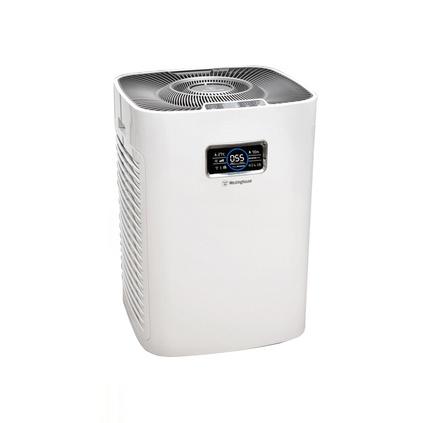 西屋空气净化器 家用卧室静音智能 除甲醛雾霾粉尘 PM2.5 霾表屏幕显示 AW-8000W    定制