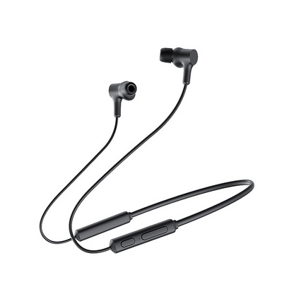 havit 海威特(HAVIT) IX321無線藍牙耳機5.0 跑步運動頸掛脖入耳式藍牙耳機定制