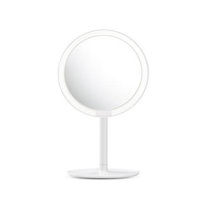 AMIRO高清日光智能led化妝鏡 帶燈臺式便攜美妝鏡 MINI系列定制