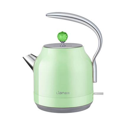 聯創(Lianc)DF-EP1903M復古電水壺1.5L容量水晶電熱水壺定制