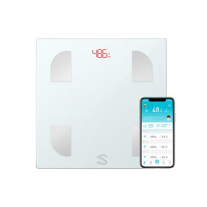 有品·小S電子家用成人智能體脂秤脂肪秤電子稱體重秤定制
