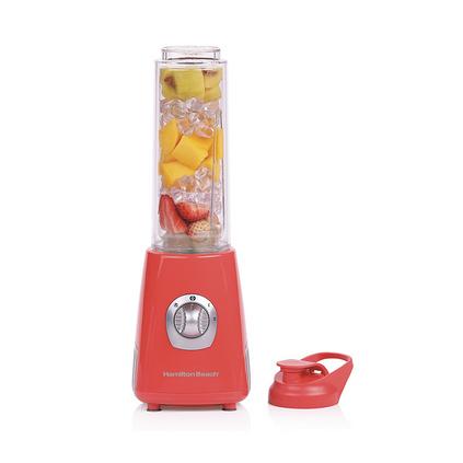 美國·漢美馳(Hamilton Beach)家用全自動迷你雙層保溫果汁機