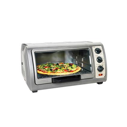 美國漢美馳 上掀蓋16升多功能家用對流式烘焙電烤箱定制