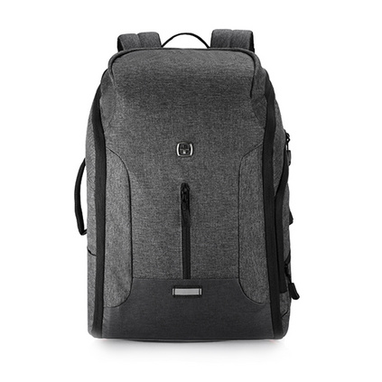 Wenger/威戈瑞士軍刀雙肩包電腦簡約大容量學生書包商務旅行背包定制