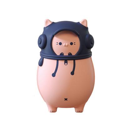 潮小萌新款兩用暖寶寶防爆硅膠熱水袋非注水暖手寶充電寶定制