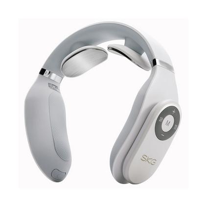 SKG4098 多功能振動脈沖智能頸椎按摩器(普通款)定制